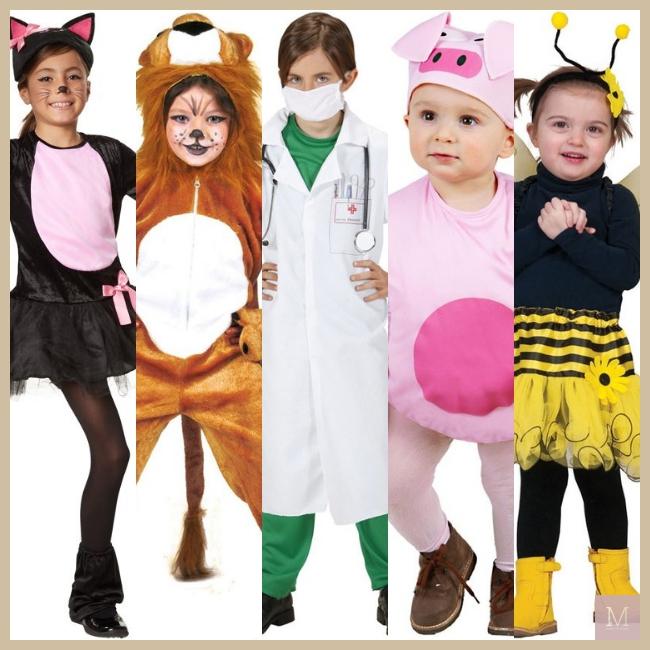 Carnavalsoutfit voor kinderen