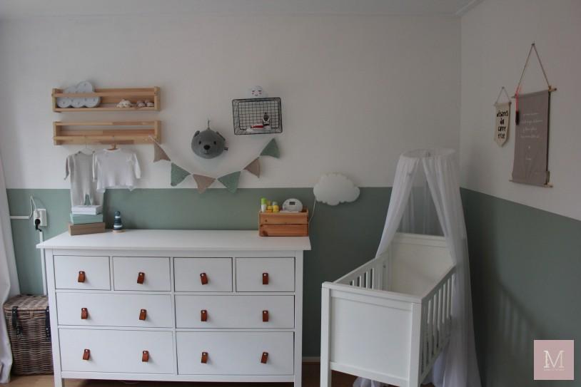 Babykamer van Femke, adoptie