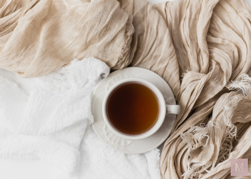 De Internationale Dag van de Slaap, avondroutine, kopje thee