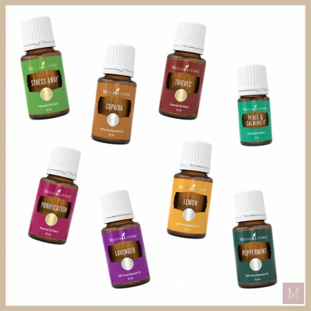 favoriete etherische olie young living mamatothema