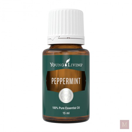 peppermint etherische olie young living mamatothemax