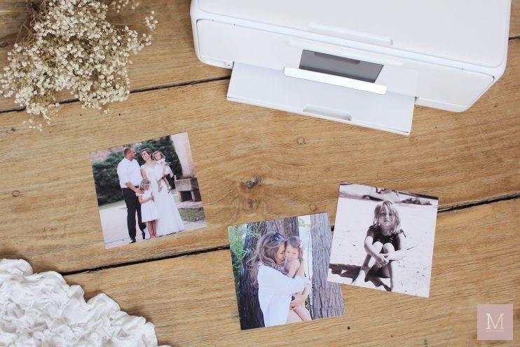 zelf foto's printen