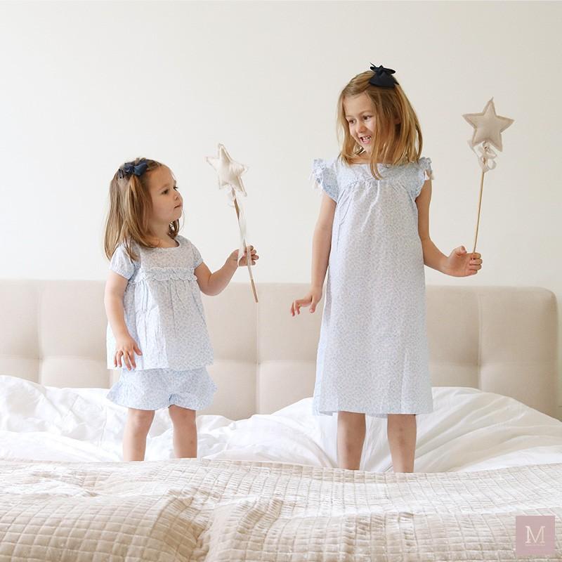 stijlvolle pyjama meisjes 2 jaar 6 jaar buissonniere mamatothemax