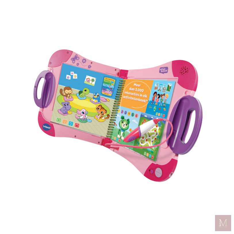 Lobbes, ISMe, MAMA to the max, VTech, buitenspeelgoed