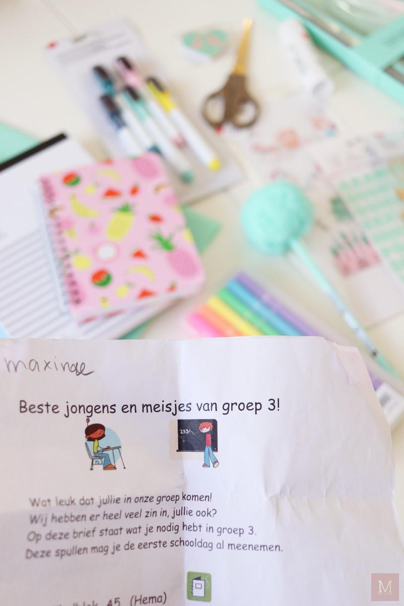 schoolspullen groep 3 back to school hema nederland mamatothemax 3