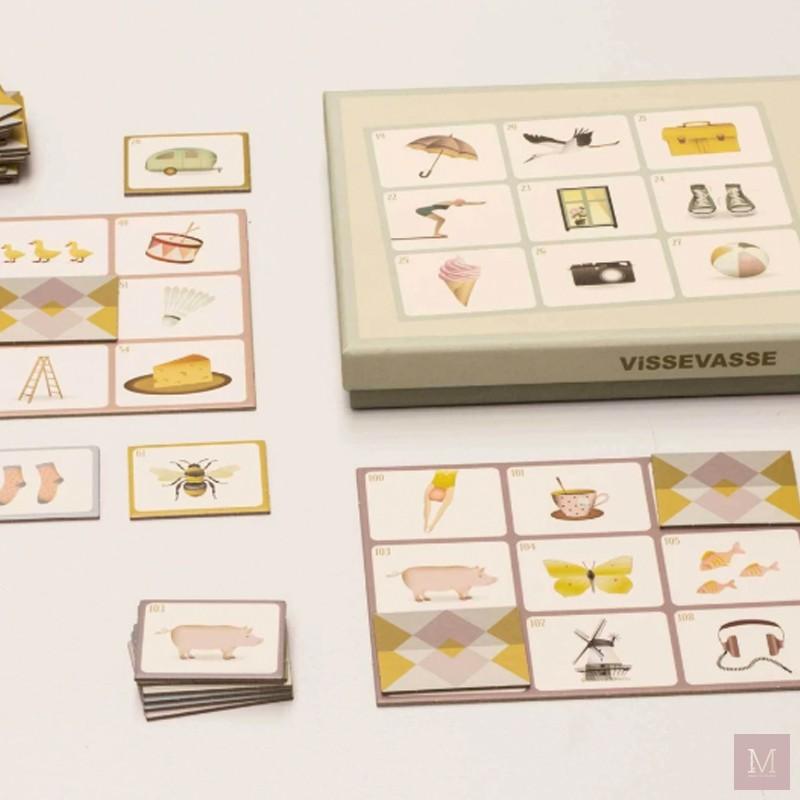 plaatjes bingo visse vasse spelletjes kleuters mamatothemax