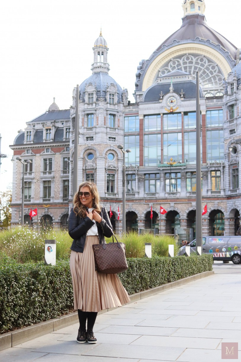 What We Wear, Casual and chique outfit, MAMA to the max, lange rok
