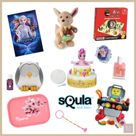 Sinterklaas verlanglijstje, cadeaus voor kinderen, inspiratie cadeaus, VTech, Squla, Hasbro, familiespellen, MyMepal