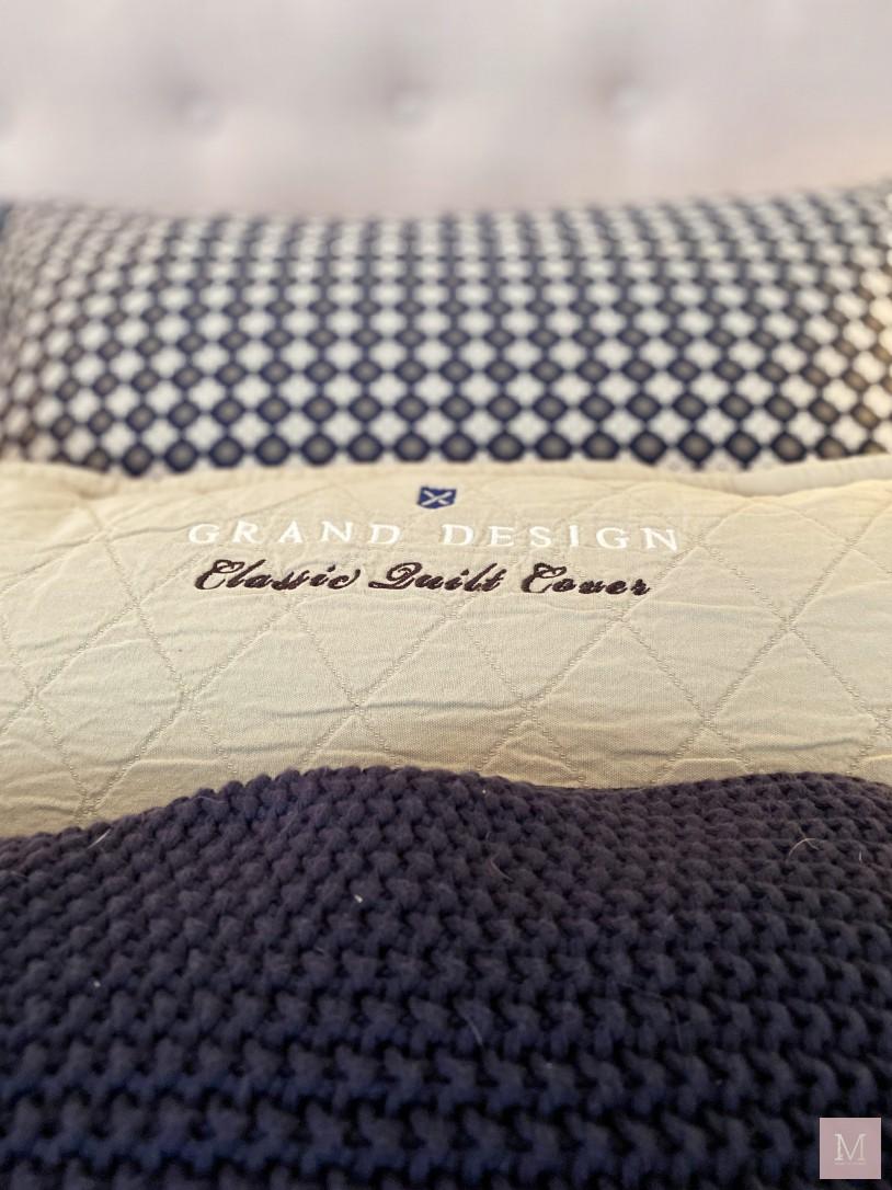 ruwette grand design aankleding bed opmaken mamatothemax