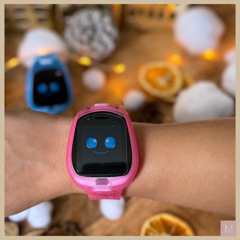 smartwatch tobi robot review mamatothemax